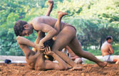Wrestling with