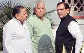 Yadav troika to oppose Lokpal Bill in Parliament
