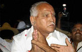 BJP finds B S Yeddyurappa a tough nut to crack