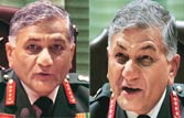 Army chief General V.K. Singh keeps exit option open