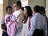 Aishwarya's Beti B finally gets a name?