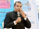 Don't treat banned authors as heroes: Chetan Bhagat