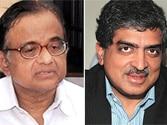 Nandan Nilekani wins UID war over P Chidambaram