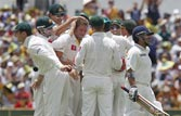 Perth Test: India stare at another defeat