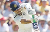 India vs Australia third Test Day 2 Blog