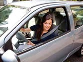 The Driving Force: Women are better at parking than men