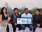 Rahman shoots promotional video for film