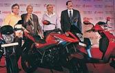 Hero MotoCorp launches three two-wheeler models