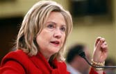 Concerned about we see happening inside Pak, says Hillary Clinton