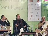 Rahul Bose and Tarun Tejpal and Javed Akhtar