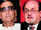 Markandey Katju and Salman Rushdie