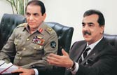 Coup fear grips Pak as govt, army rift widens