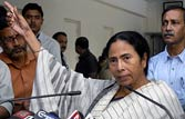Take your choice of exit: Mamata to Cong