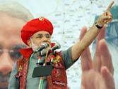 Modi to sit on a day-long fast in Godhra today