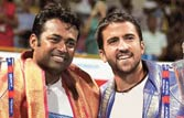 Leander Paes and Janko Tipsarevic lift doubles title in Chennai Open