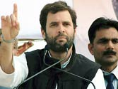 Cycle punctured your hopes, elephant ate money: Rahul to UP