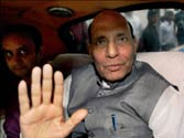UP polls: 3 BJP secys quit after Rajnath Singh's son elevated