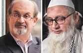 Blasphemy row: Deoband V-C wants government to prevent Salman Rushdie from visiting India
