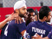 Tardy India score 2-1 win over South Africa in New Delhi