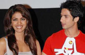 Priyanka and I share good chemistry: Shahid
