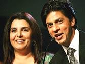 Shah Rukh slapped my husband: Farah Khan