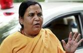 BJP placates Uma, says she is not angry over Kushwaha's induction