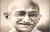 Rare portraits of Gandhi to be auctioned in England