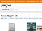 Junglee: An online shopping service launched by Amazon India