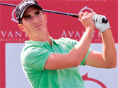 Avantha Masters: Alejandro Canizares and Peter Whiteford in joint lead