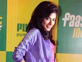 Chitrangada Singh to promote fitness now