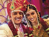 From Bollywood lovebirds to Mr and Mrs Deshmukh