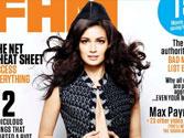 Sensuous Dia Mirza on FHM cover