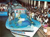 Italian guards arrested for murder of Kerala fishermen