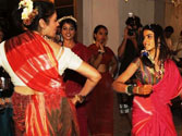 Genelia dances on Mumbai streets before wedding