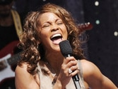Pop music queen Whitney Houston dies