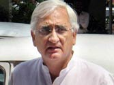 UP polls: Khurshid sticks to minority quota stand