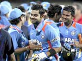 12th ODI blog: Virat hits a ton, keeps India's hopes alive