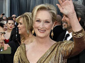 Oscars 2012: The Artist, Meryl Streep win top honours