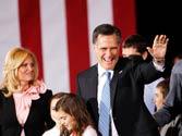 US polls: Mitt Romney rolls to easy win in Nevada