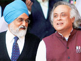Jairam Ramesh formula's focus on work done not funds