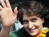 Rahul serving UP religiously: Priyanka