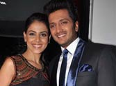 Tere Naal... promotions give me, Genelia time together: Riteish