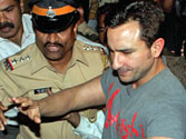 I was hit first, CCTV will prove that: Saif