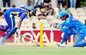 India vs Sri Lanka 5st ODI statistical highlights