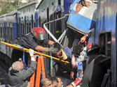 49 killed, 600 injured in Argentinian train crash