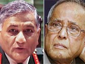 Army chief meets Pranab Mukherjee ahead of Supreme Court hearing on age