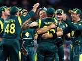 Australia drub India, enter tri-series final