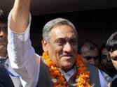 Bahuguna sworn-in as Uttarakhand CM