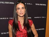 Demi Moore out of rehab