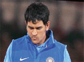 Mahendra Singh Dhoni is too smart for his own good